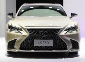 Lexus LS 350 China 2