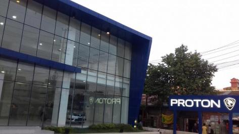 Proton Bangladesh showroom