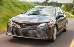 Toyota Camry XLE Hybrid 2018 BM-6