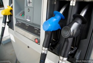 petrol diesel ron95 ron97 fuel pump