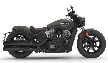 2017 Indian Scout Bobber - 9