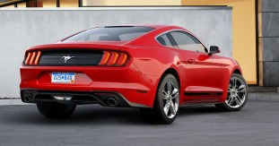2018 Mustang Pony Package