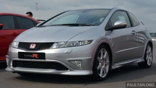 FN2 Honda Civic Type R 1