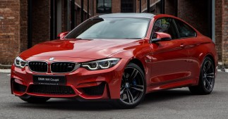 The New BMW M4 Coupé (1)