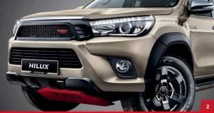 Toyota Hilux TRD Aerokit 3