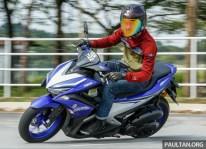 2017 Yamaha NVX-72 BM