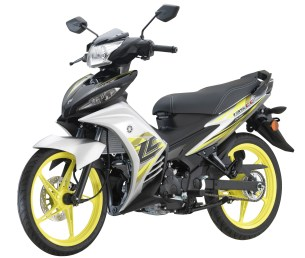 2017 Yamaha Y135LC Yellow - 6