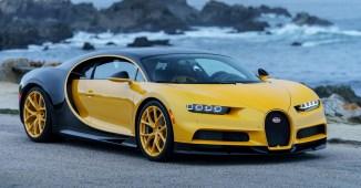 Bugatti Chiron delivery USA (1)