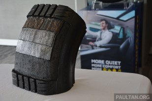 goodyear efficientgrip performance suv launched new luxury suv tyre to reach malaysia in q4 2017. Black Bedroom Furniture Sets. Home Design Ideas