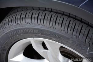 Goodyear EfficientGrip Performance SUV 8