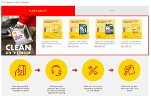 Shell Lazada site 2