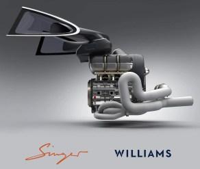 Singer Williams Porsche engine (3)