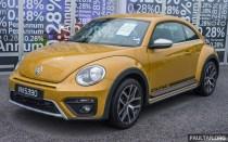 VW Fest Beetle Dune 1