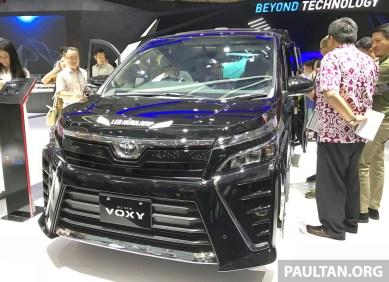 2018 toyota voxy. simple voxy toyota voxy indon 01a to 2018