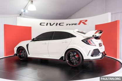 2017 Honda Civic Type R Preview in Malaysia