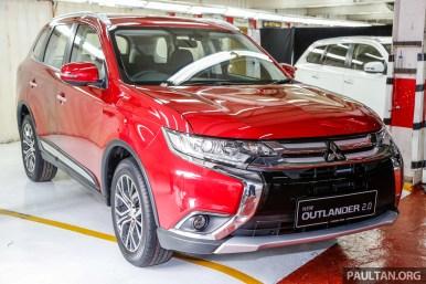 2017 Mitsubishi Outlander 2.0 CKD_Ext-5