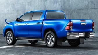 2017 Toyota Hilux Japan