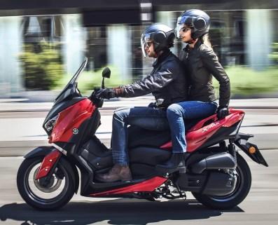 2017 Yamaha X-Max 125 Action - 6