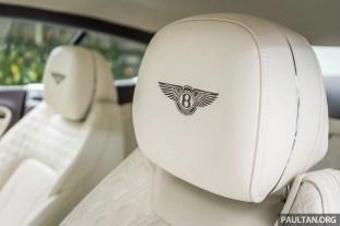 2018 Bentley Continental GT 41