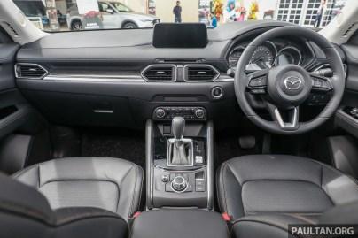 Mazda CX5 2.0L 2017_Int-1