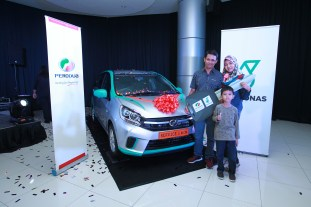 Perodua Service and Win sales 3