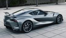 Toyota FT-1 Concept Graphite