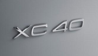 XC40 teaser