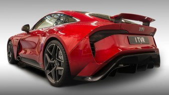 New TVR Griffith