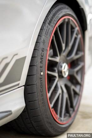 2017 Continental MaxContact MC6 Tyre Launch