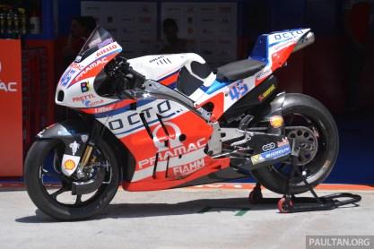 2017 Sepang MotoGP A-23