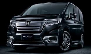 2018 Honda StepWGN Japan-8