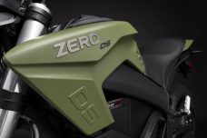 2018 Zero Motorcycles e-bike model range - 11