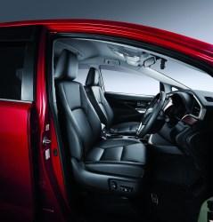 8-way Power Adjustable Driver Seat_BM