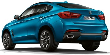 BMW-X6-xdrive50i-rear