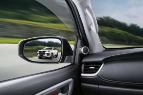 Blind Spot Monitor (BSM) with Rear Cross Traffic Alert (RCTA)