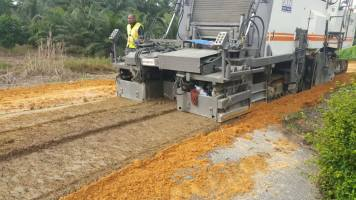 Teluk Intan first to get rubberised roads in Malaysia