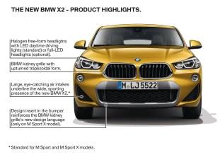 F39 BMW X2 highlights 10