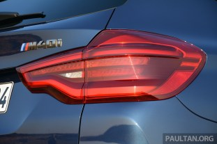 G01 BMW X3 Review 12