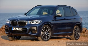 G01 BMW X3 Review 18