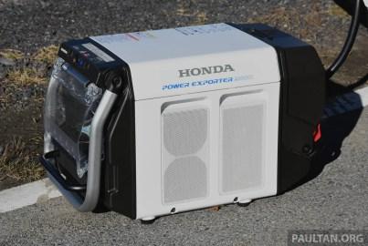 Honda Clarity FCV 8