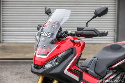 Honda XADV-9