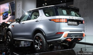 Land Rover Discovery SVX 4