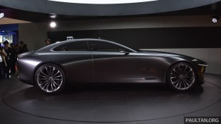 Mazda Vision Coupe TMS2017 5