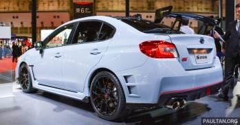 Subaru WRX STI S208 TMS2017 2