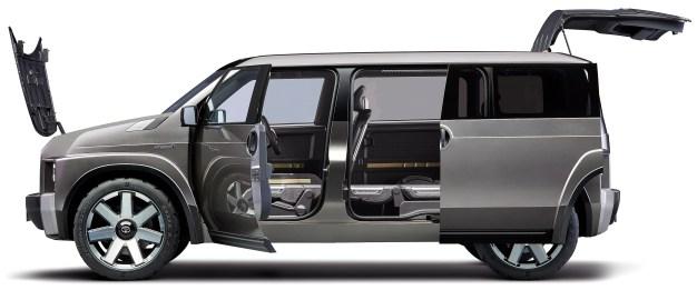 2017 Toyota TJ Cruiser Concept
