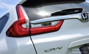 2017 Honda CR-V Malaysia drive-21