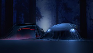 2018 Aston Martin Vantage teaser 2