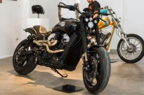 2018 Indian Motorcycles Scout Bobber Brooklyn show - 13