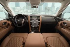 2018 Infiniti QX80 Facelift Unveiled in Dubai