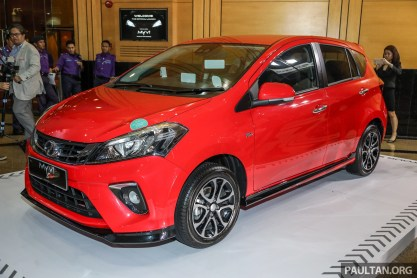 2018 Perodua Myvi Officially Launched In Malaysia Now